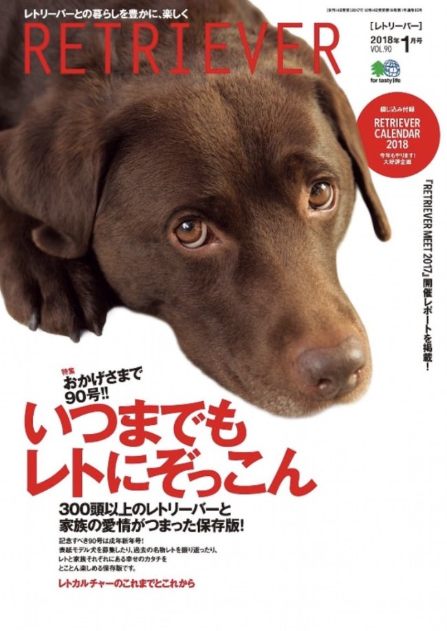 RETRIEVER Vol.90[雑誌]