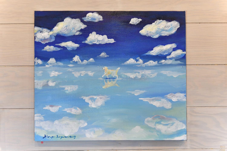レトリーバー,絵画教室